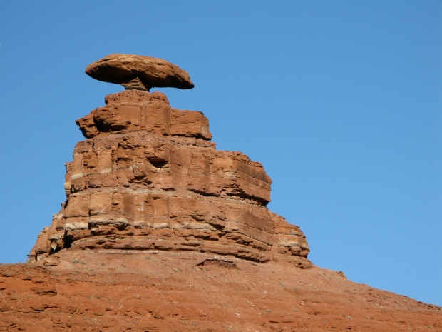 Mexican Hat rock